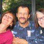 Janice, Walter, Sarah