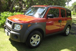 Our Honda Element