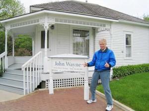 John Wayne House