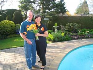 Richard and Lyn