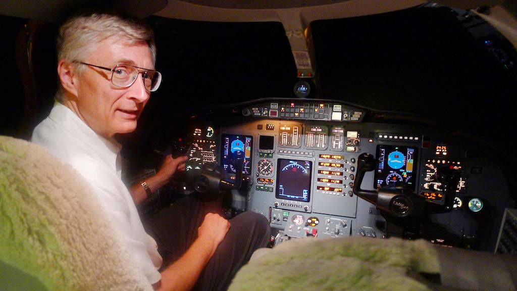 Simulator Jet Pilot