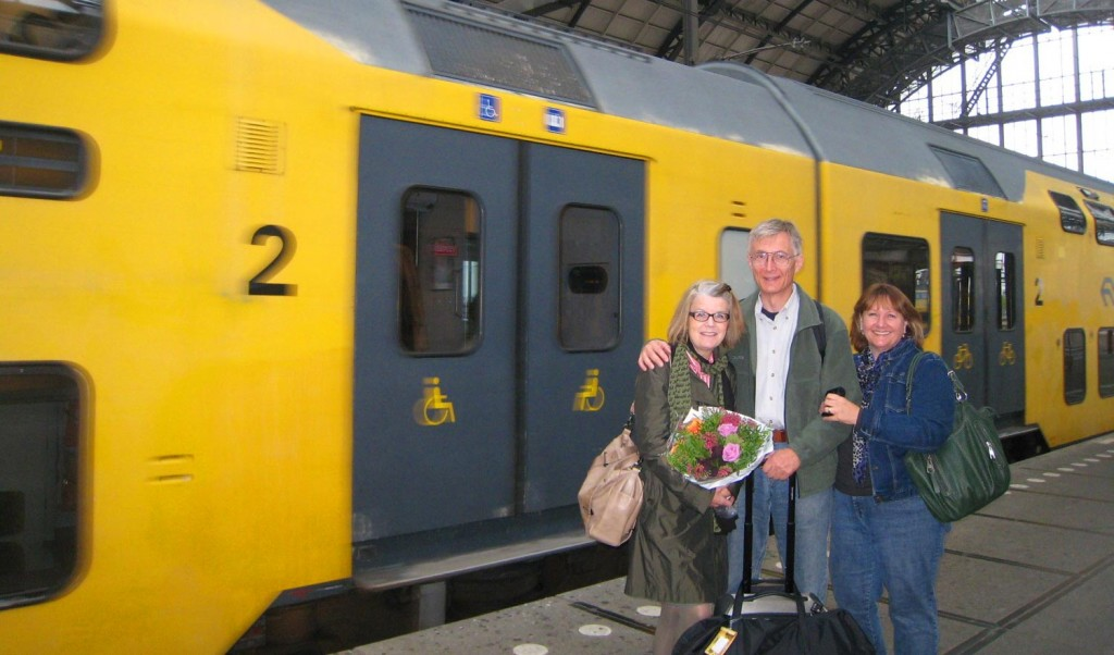 Train to Espel