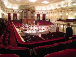 Concertgebouw for Bolero