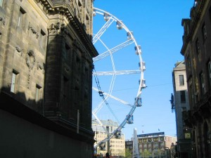 Ferris Wheel at Dam Square