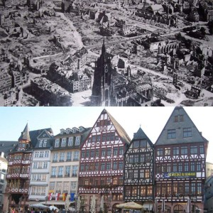 Frankfurt Destruction