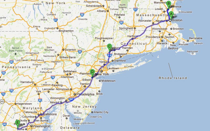 Map Week 49