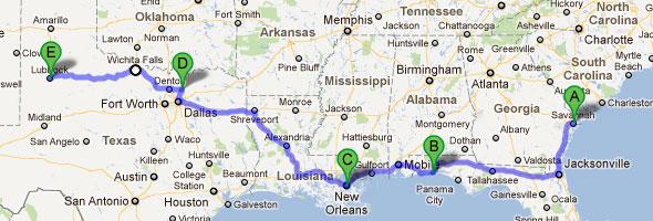 Map Week 51