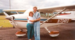 After a Hawaii Flight
