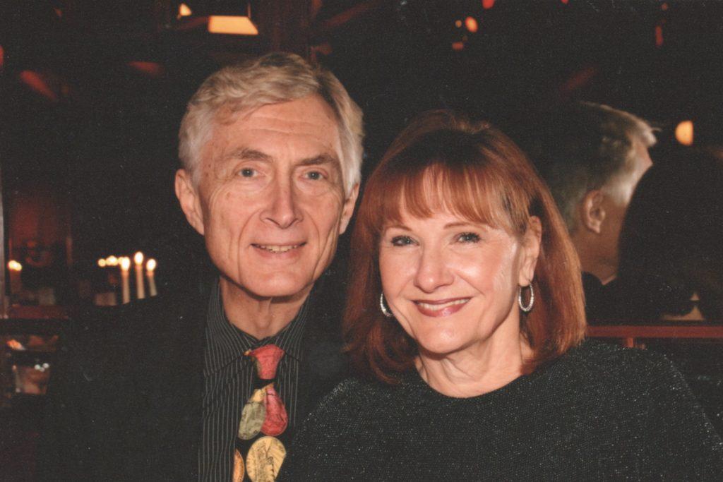 Harrison & Sharene at Palazzo
