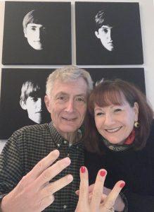 Harrison & Sharene 33 years